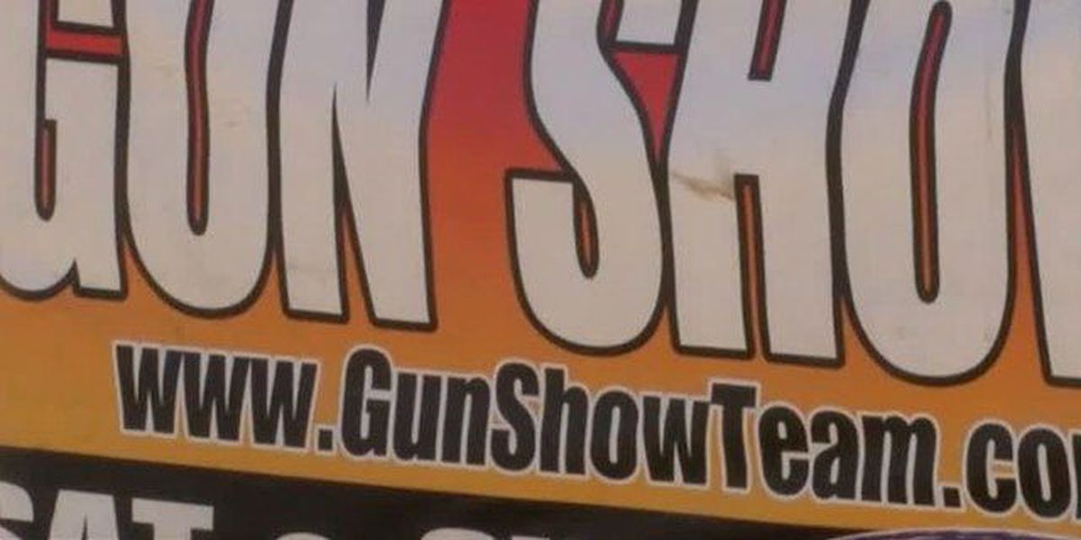 Gun show held in Lake Worth