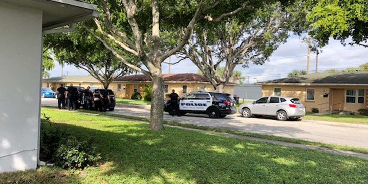Armed robbery in West Palm forces road closures