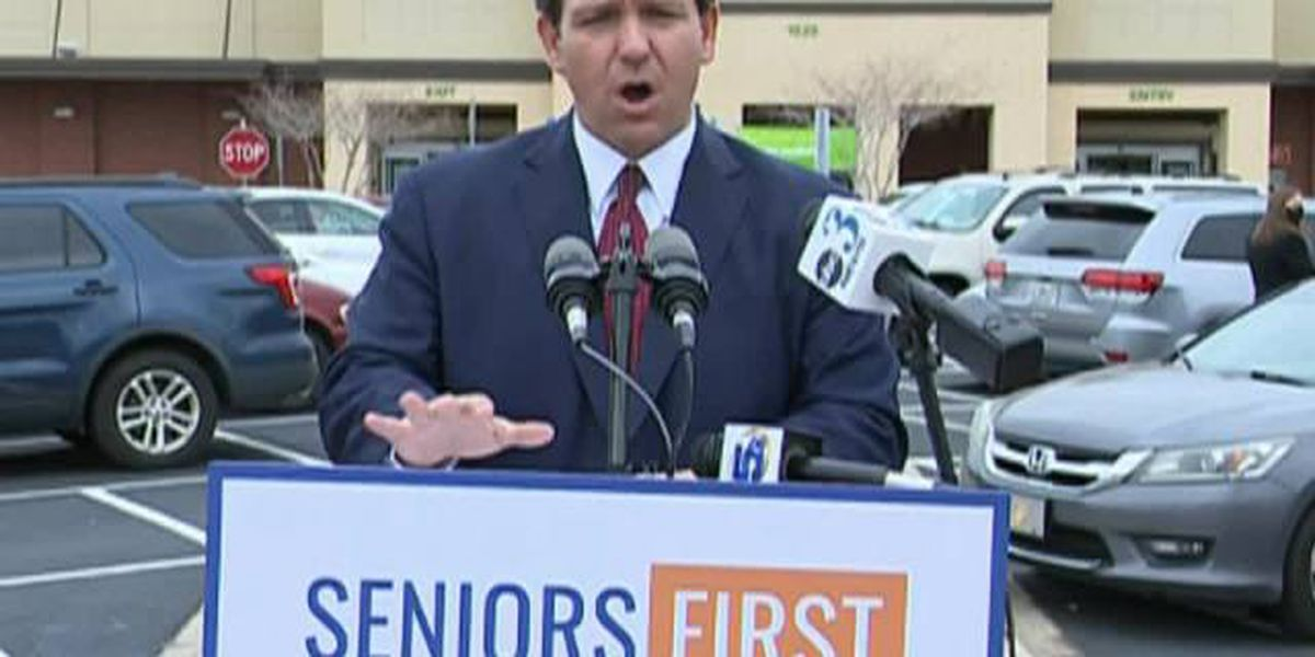 DeSantis says Publix to begin offering COVID-19 vaccine in panhandle