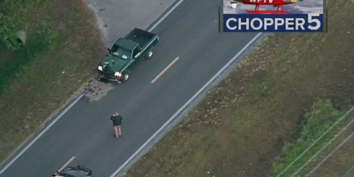 Pedestrian hit and killed in Fort Pierce