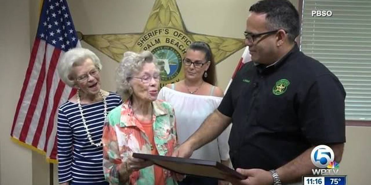 PBSO delivers dresses to orphans in Puerto Rico