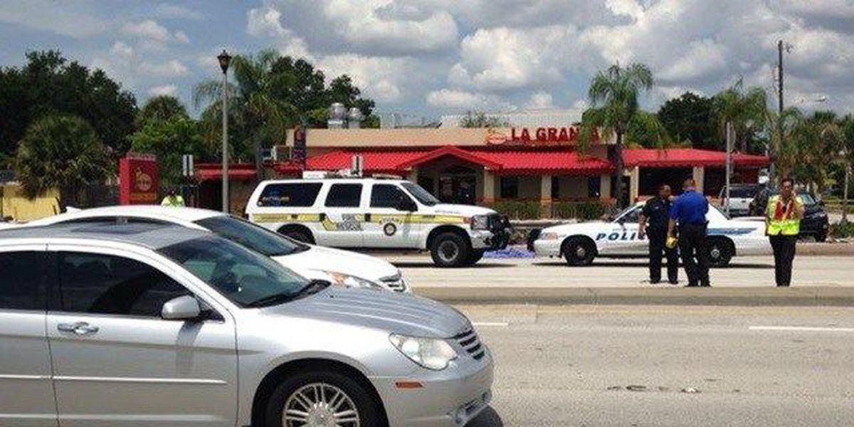Bicyclist killed in Martin County