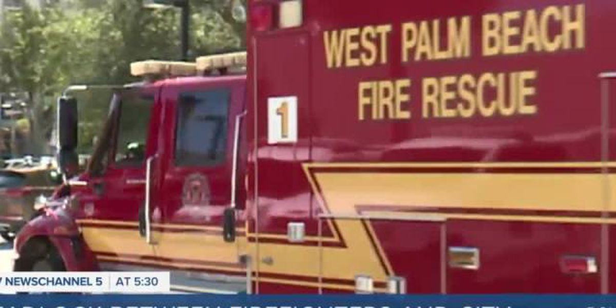 West Palm Beach firefighters, city hit impasse over new contract