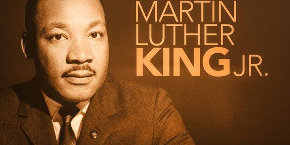 Area events celebrate Martin Luther King Jr.