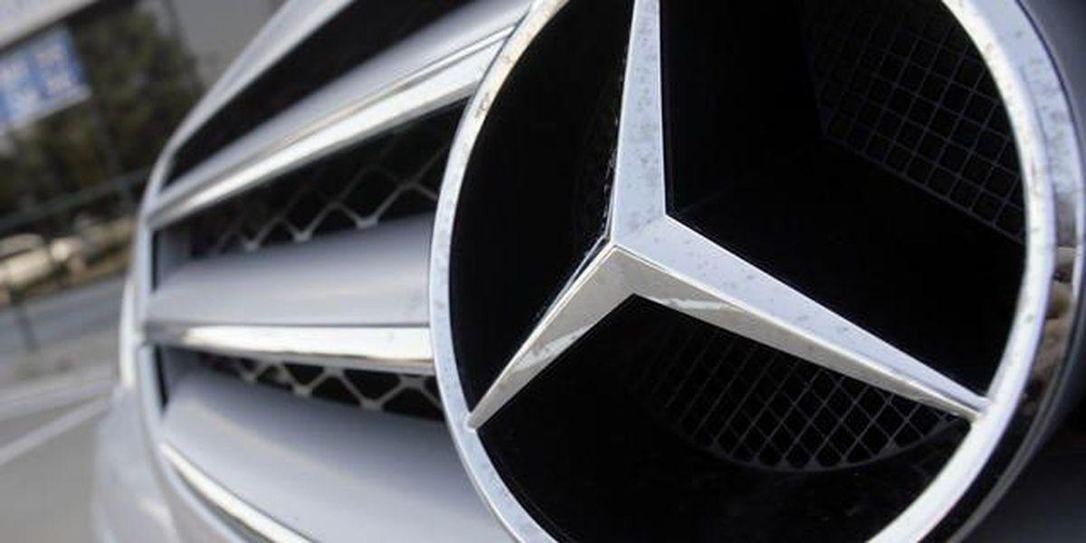 Mercedes recalls about 48K SUVS
