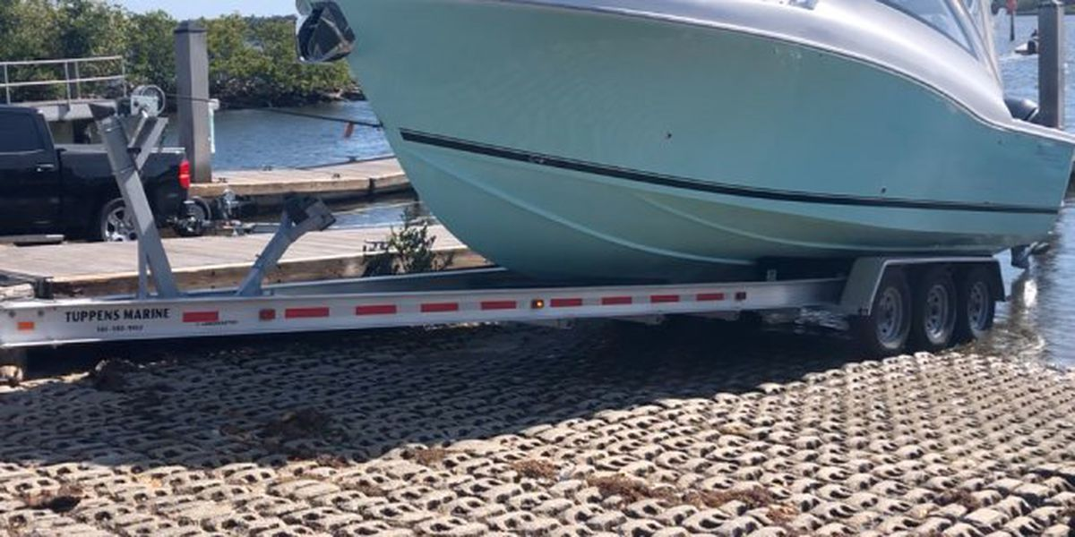 Harvey Oyer Park boat ramps could be closed for 2 months