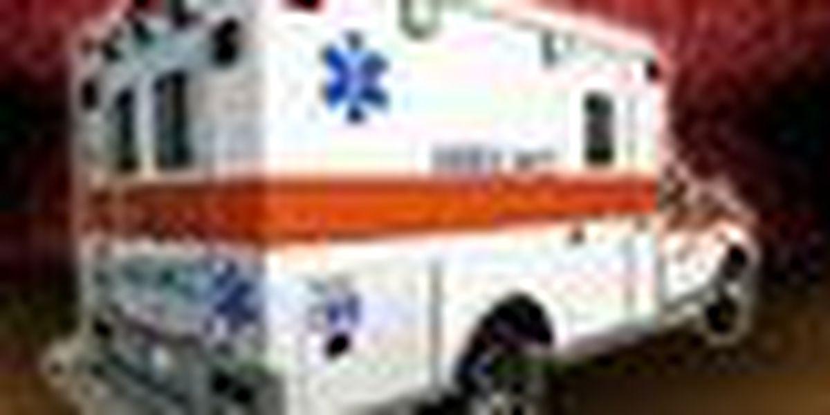 Man checks out of hospital, steals ambulance