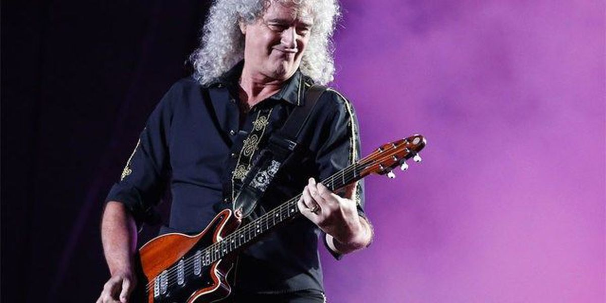 Queen guitarist Brian May to release 3-D book