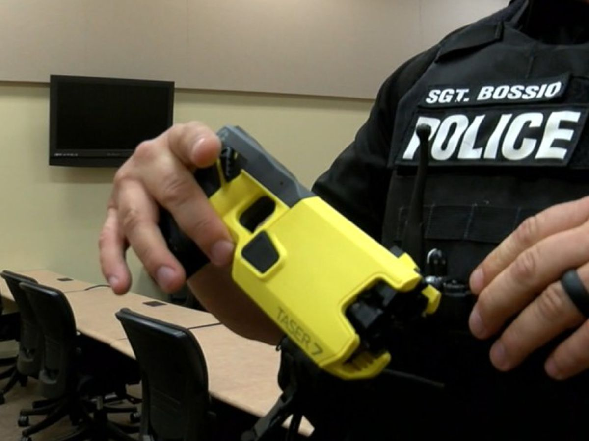 How Treasure Coast police are trained to use Tasers