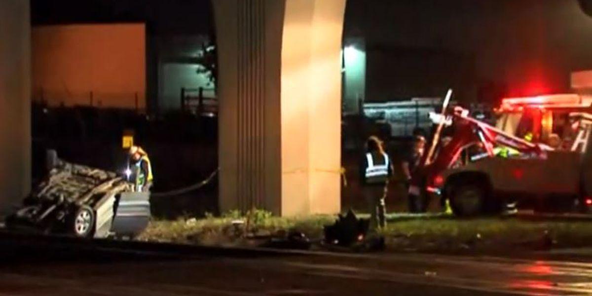 One person killed in Tri-Rail train vs. vehicle crash in West Palm Beach