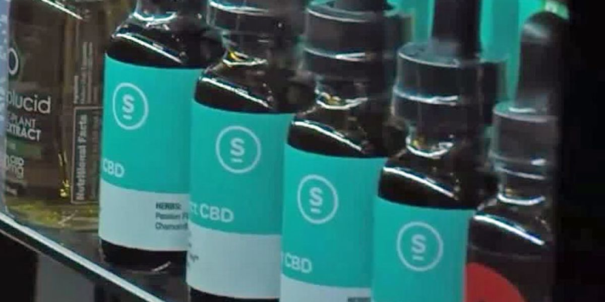 Palm Beach police say CBD products could get you arrested