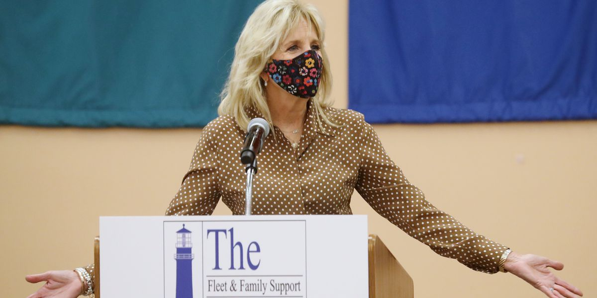 White House: Jill Biden 'tolerated' medical procedure 'well'