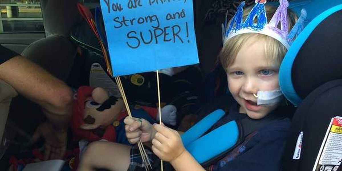 Family asks for birthday cards for 7 year old who survived brain cancer and now has new condition
