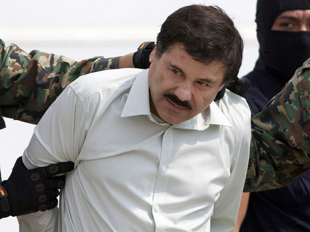 Drug lord 'El Chapo' Guzman sentenced to life in prison