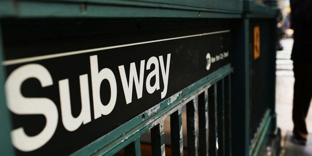 Stressed New Yorkers vent on subway notes
