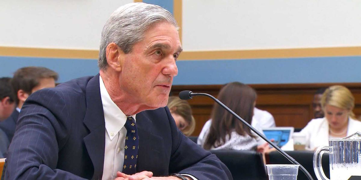House endorses making Mueller report public, in unanimous 420-0 vote