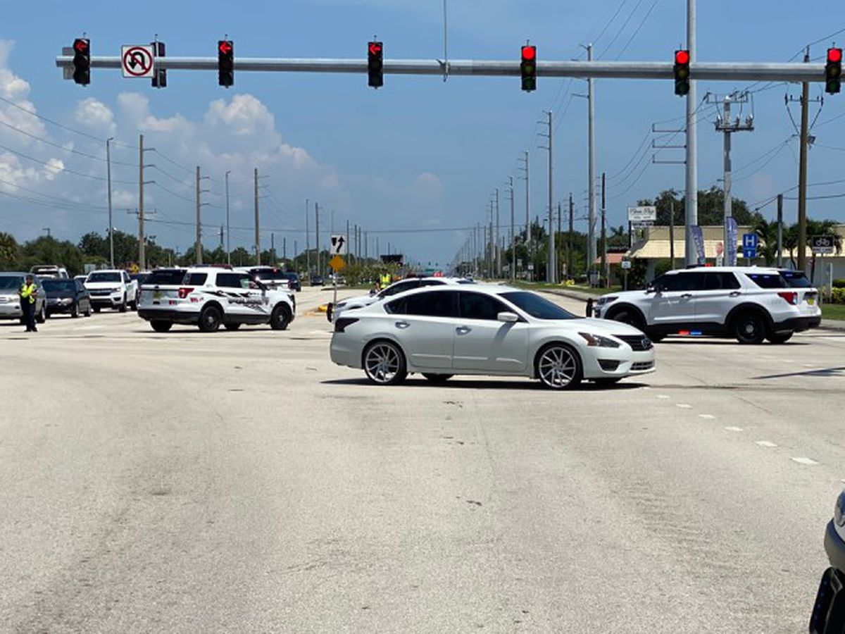 99-year-old man riding scooter hit and killed in Port St. Lucie
